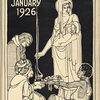 Opportunity: journal of Negro life, January 1926, [Front cover]