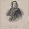 Henriette Beecher Stowe. Auteur de l'Oncle Tom.