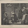 The execution of Strafford