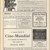 Advertisements for film companies, including ABC Film Company