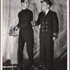 Felice Orlandi, Joseph Beruh (in military costume)