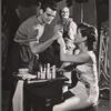 Felice Orlandi, Clown, Emily Stevens (holding mirror)