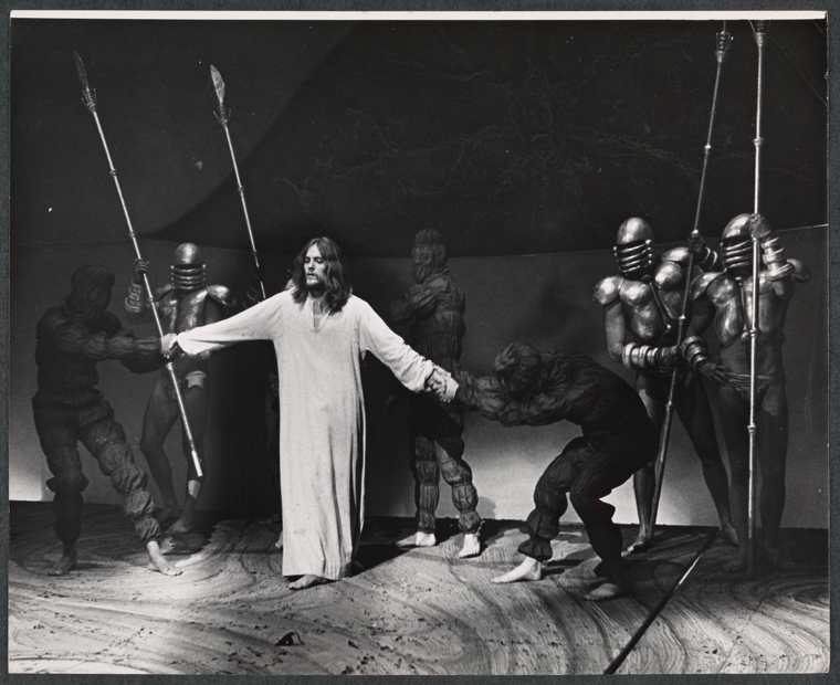The original Broadway production of Jesus Christ Superstar.