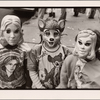 TheBionic Woman, Bambi, and Cinderella [masks on]