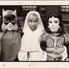 Bat Girl, St. Ann, and Wonder Woman