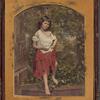 Photo portrait of Alice P. Liddell by C.L. Dodgson