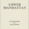 Lower Manhattan, [Title Page]