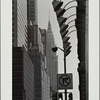 Chrysler Building from Times Square: Midtown