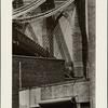 Brooklyn Bridge from Brooklyn: Lower Manhattan