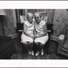Twin older women