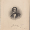 Hon. Charles Sumner. [Signature]: Ever yours, Charles Sumner