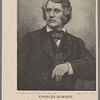 Charles Sumner. From Recollections by A.B. Johnson
