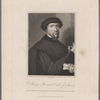 Henry Howard, Earl of Surrey. From an original picture in the possession of The Right Honble. the dowager Lady de Clifford.