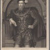 Henry Howard, Earl of Surrey. Ob. 1547. From the original in the collection of His Grace The Duke of Norfolk