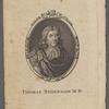 Thomas Sydenham M.D.