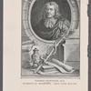 Thomas Sydenham M.D. Engraved by Houbraken. Price four dollars