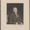 Talleyrand. From a print by Boucher Desnoyers after a painting by Gerard.