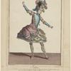 Faune. Dans la fête de Bacchus, et dans le Ballet du Triomphe de Bacchus, de l'opéra de l'union de l'amour et des arts