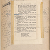 Script-bound, annotated copy with blocking notes, 1955
