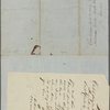Warranty deed selling a piece of land to Nathaniel Hawthorne. March 8, 1852, signed by R. W. and Lidian Emerson.
