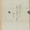 Alcott, Amos Bronson, ALS to. Feb. 23, 1838.