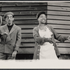 Al Nesor and Rosetta LeNoire in the stage production I Had a Ball