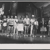 Rosetta LeNoire and ensemble in the stage production I Had a Ball