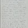 Thoreau, Henry D[avid], ALS to. Dec. 2, 1847.