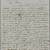 [Thoreau], Henry [David], ALS to. Mar. 25, 1848.