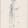 Major Barbara, costume designs, undated