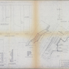 The Man Who Came to Dinner, staircase and mummy case plans, 1980