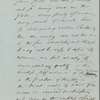 """""""To The Public."""" Holograph MS, unsigned, undated."""