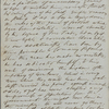 Thoreau, Henry D[avid], ALS to. Jan. 28, 1848.