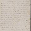 Bötta, Amelie, ALS to NH. Jul. 7, [1852].