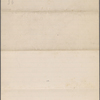 MS copy of account of consular services, Aug. 1, 1853 - Jun. 30, 1855, and memorandum concerning letters addressed to W. L. Marcy, Secretary of State, by Nathaniel Hawthorne, Consul of the U.S. at Liverpool, Aug. 1, 1853 to [Sep. 7, 1854]