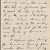 Bradford, G. P., ALS to. Jul. 26, 1854.