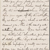Bridge, Horatio, letter to. May 3, 1843. Copy in unknown hand. [Previously May 8, 1843].