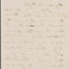 Bright, [Henry A.], ALS to. Nov. 22, 1854.