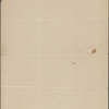 Carter, Robert, ALS to. Aug. 20, 1842.
