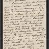 Bennoch, F[rancis], ALS to NH. Dec. 14, 1860.