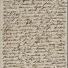 Bennoch, F[rancis], ALS to NH. Jan. 8, 1861.