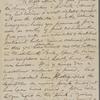 Bennoch, F[rancis], ALS to NH. Mar. 28, 1863.