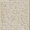 Bennoch, F[rancis], ALS to NH. Mar. 8, 1864.