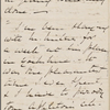 Bright, H[enry] A., ALS to NH. Sep. 8, [1859].