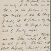 Fields, J. T., ALS, to NH. Sep. 22, 1851.