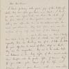 Hillard, George S., ALS to NH. May 12, 1844.