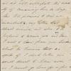 Hawthorne, Elizabeth Manning, ALS to NH. Sep. 23, [1852]