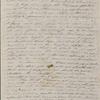 Hawthorne, Una, ALS to NH. Feb. 3, 1856.
