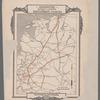 Marshruty pervago i vtorovo Vysochaishago puteshestviia,  Sentiabr'-Oktiabr' 1914