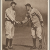Ty Cobb and Honus Wagner